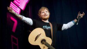 Ed Sheeran Official Social media profiles