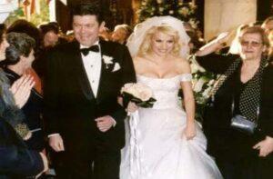 Δεύτερος γάμος με τον Γιάννη Λάτσιο