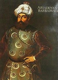 Ποιος ήταν ο Oruc Reis. Γιος Μυτιληνιάς παπαδιάς και αδελφός του Μπαρμπαρόσα.