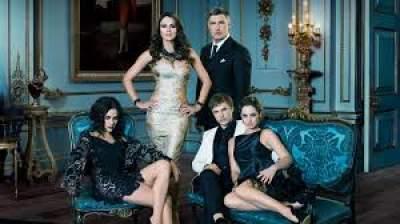 The Royals Επεισόδια 5-6-7-8 σεζόν 1