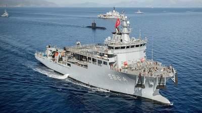 Ανησυχία Ε.Ε – 14 Τούρκικα πλοία  γύρω από το Καστελόριζο