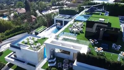 Πωλείται το ακριβότερο σπίτι στον κόσμο: Έχει δικό του nightclub και cinema