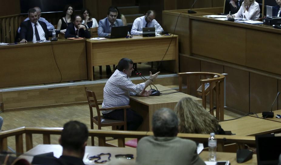 Δίκη Χρύση Αυγής: Ισόβια στον Γιώργο Ρουπακιά για δολοφονία Φύσσα