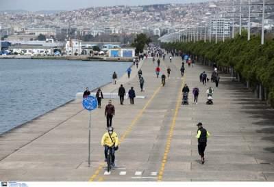 Κορονοϊός: Έτοιμη για lockdown η Θεσσαλονίκη. Επανέρχεται το 13033;