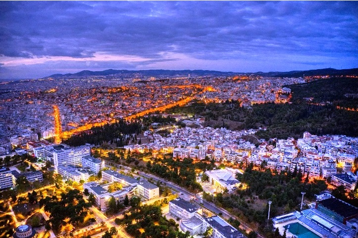 Τρόμος πάνω από τη Θεσσαλονίκη